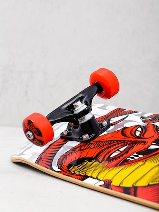 Deskorolka Powell Peralta Cap Dragon One Off (white/red)