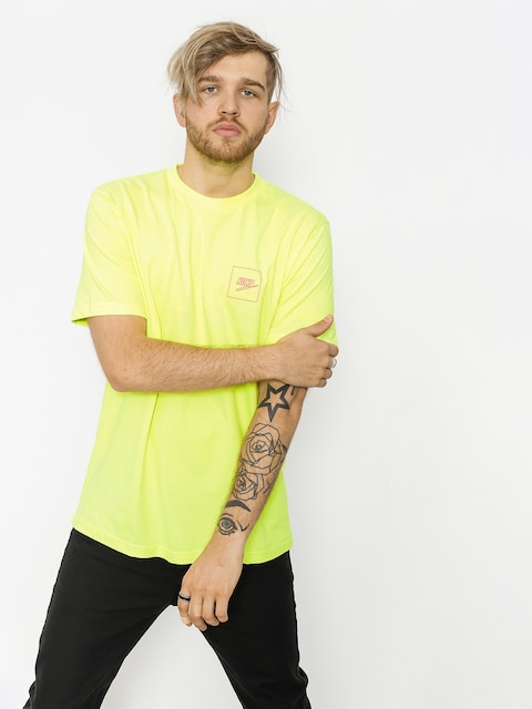 T-shirt Koka Ball (neon green)