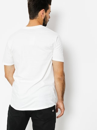 T-shirt Malita Kamo Pocket (white)