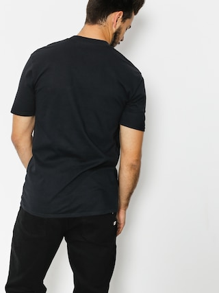 T-shirt Malita Kamo Pocket (black)