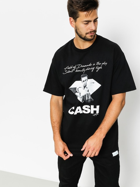 T-shirt Diamond Supply Co. Diamonds In The Sky (black)
