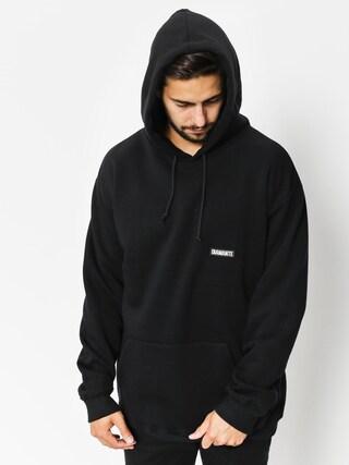 Bluza z kapturem Diamante Wear Basic HD (black)