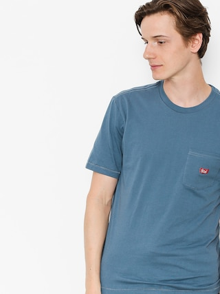 T-shirt Brixton Stith Wl Pkt (dusty blue)