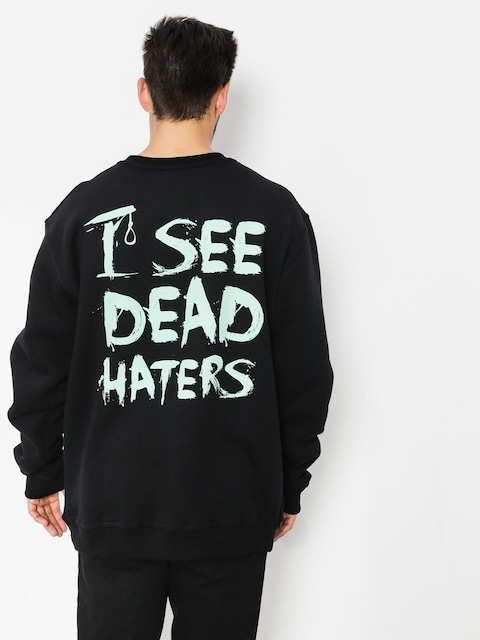 Bluza Diamante Wear I See Dead Haters (black/mint)