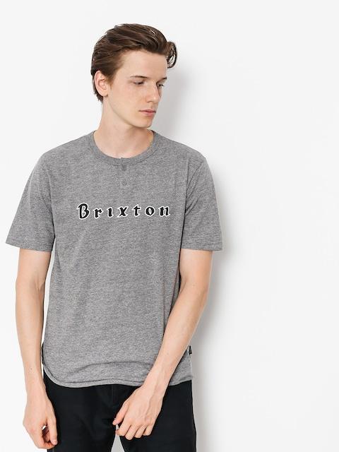 T-shirt Brixton Proxy Henley