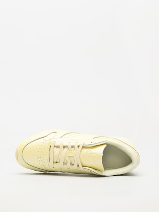 Buty Reebok Classic Leather Wmn (mid washed yellow)