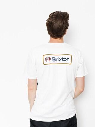 T-shirt Brixton Valspar II Stt (white)