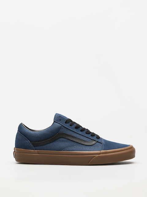 Buty Vans Old Skool (dark denim/black)