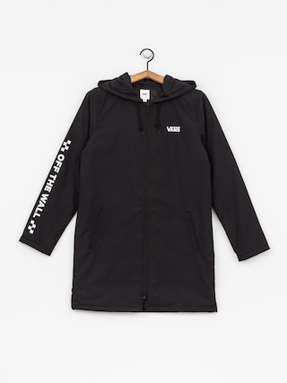 Kurtka Vans Alliance Long Windbreaker Wmn (black)