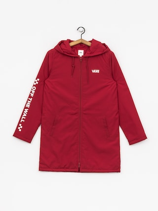 Kurtka Vans Alliance Long Windbreaker Wmn (scooter)