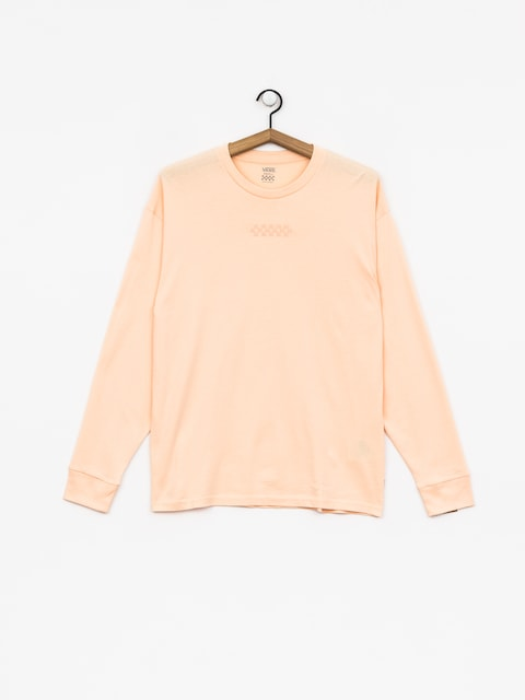 Longsleeve Vans Overtime Out Wmn (bleached apricot)