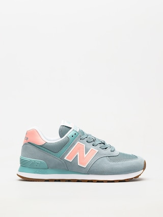 Buty New Balance 574 Wmn (smoke blue)