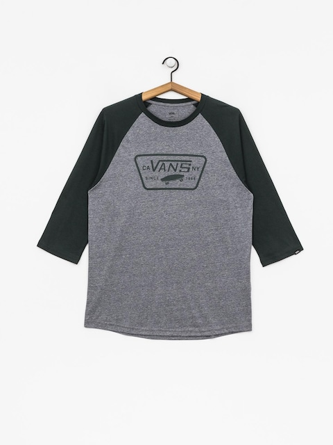 T-shirt Vans Full Patch Raglan