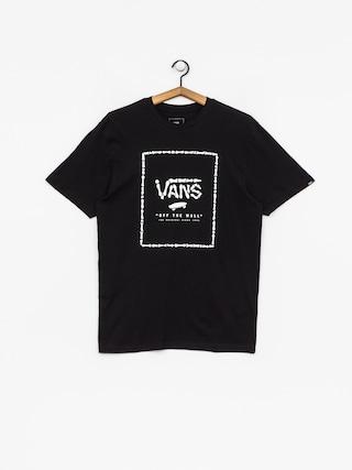 T-shirt Vans Print Box (black/boneyard)