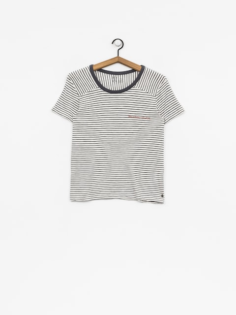 T-shirt Roxy Myfavoritethina Wmn (turbulence thin stri)