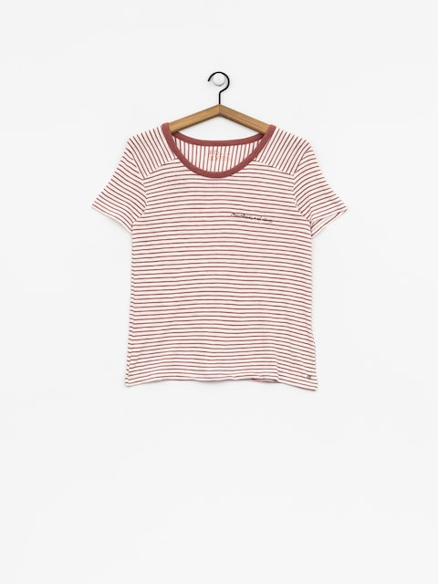 T-shirt Roxy Myfavoritethina Wmn (whitered rose thin s)