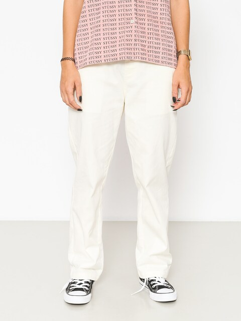 Spodnie Stussy Twill Standard Wmn