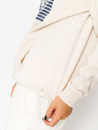 Bluza z kapturem Roxy Full Of Joy HD Wmn (metro heather)