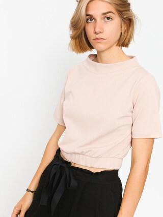T-shirt Reebok Es Crop Wmn (bare beige)