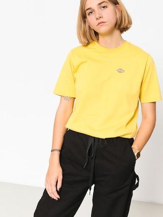 T-shirt Dickies Stockdale Wmn (dusk yellow)