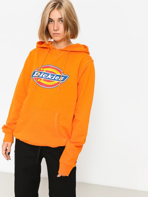 Bluza z kapturem Dickies Nevada HD Wmn (energy orange)