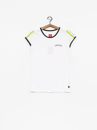 T-shirt Prosto Bush Wmn (white)