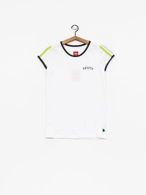 T-shirt Prosto Bush Wmn (white)