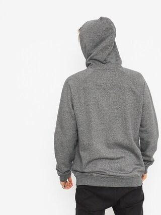 Bluza z kapturem Quiksilver Everyday ZHD (dark grey heather)