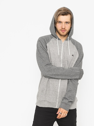 Bluza z kapturem Quiksilver Everyday ZHD (light grey heather)