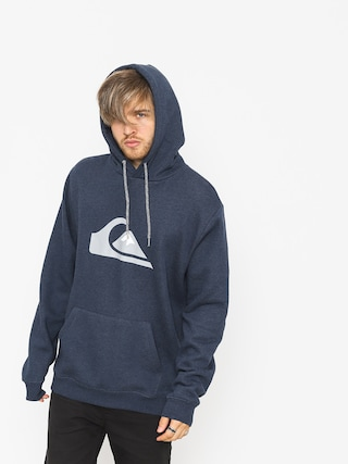 Bluza z kapturem Quiksilver Big Logo HD (navy blazer heather)