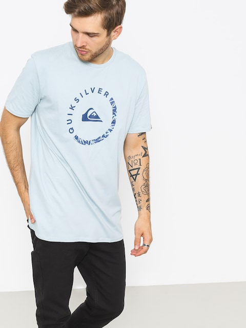 T-shirt Quiksilver Slab Session (angel falls)
