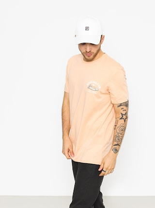 T-shirt Quiksilver Fish And Chick (peach parfait)