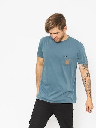 T-shirt Quiksilver Gett In Barreled (tapestry)