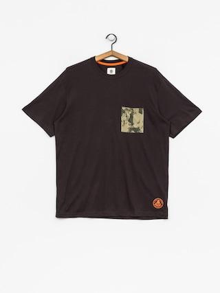 T-shirt Element Ea Knit (off black)