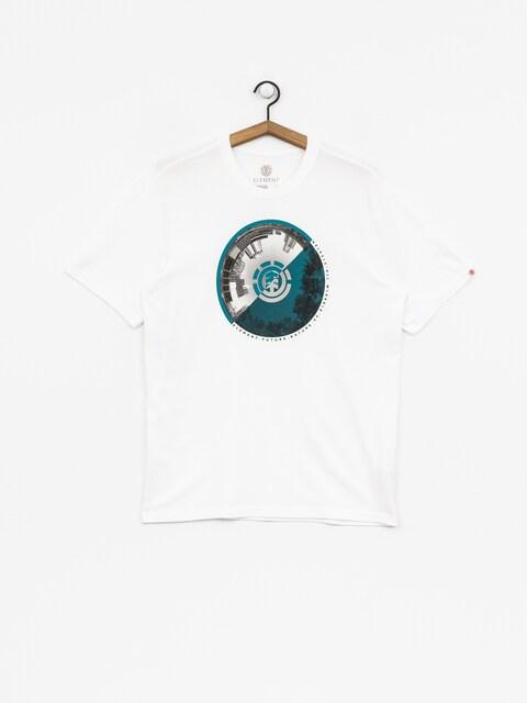 T-shirt Element Ambit (optic white)