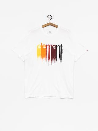 T-shirt Element Drip (optic white)