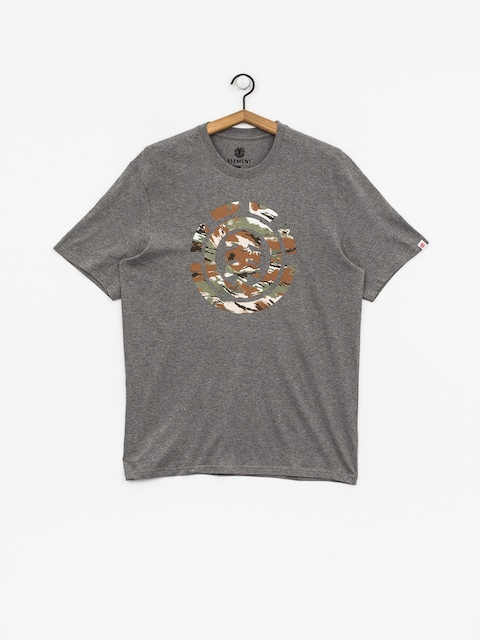 T-shirt Element Sawtooth (grey heather)