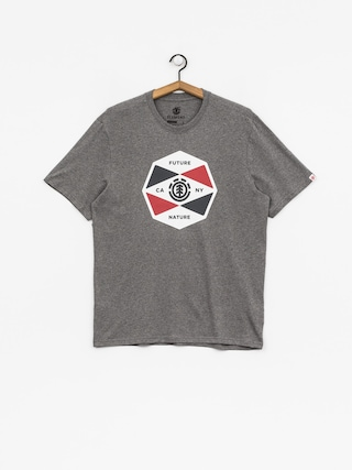 T-shirt Element Bisect (grey heather)
