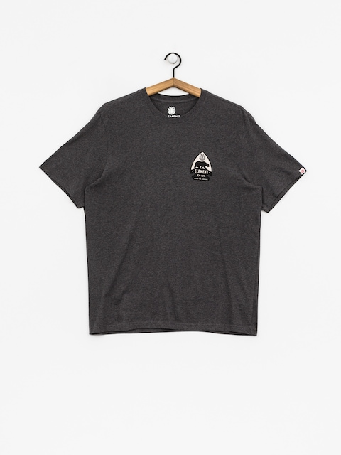 T-shirt Element Arrow (charcoal heathe)