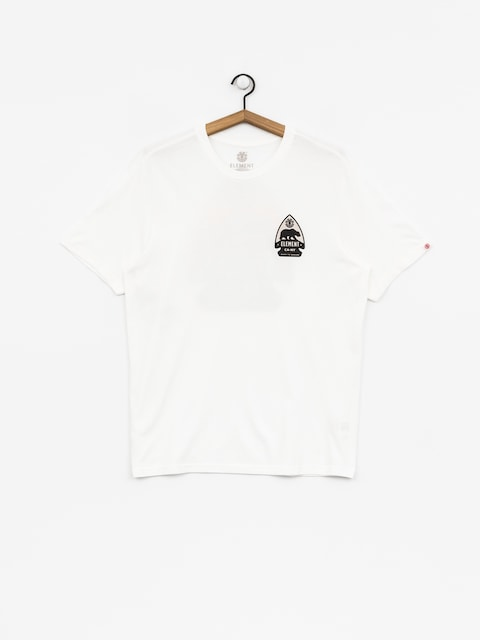 T-shirt Element Arrow (optic white)