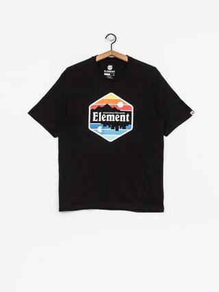 T-shirt Element Dusk (flint black)