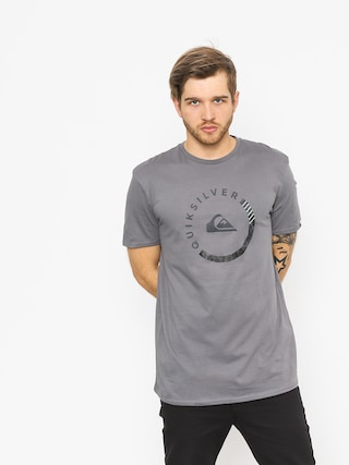 T-shirt Quiksilver Slab Session (quiet shade)