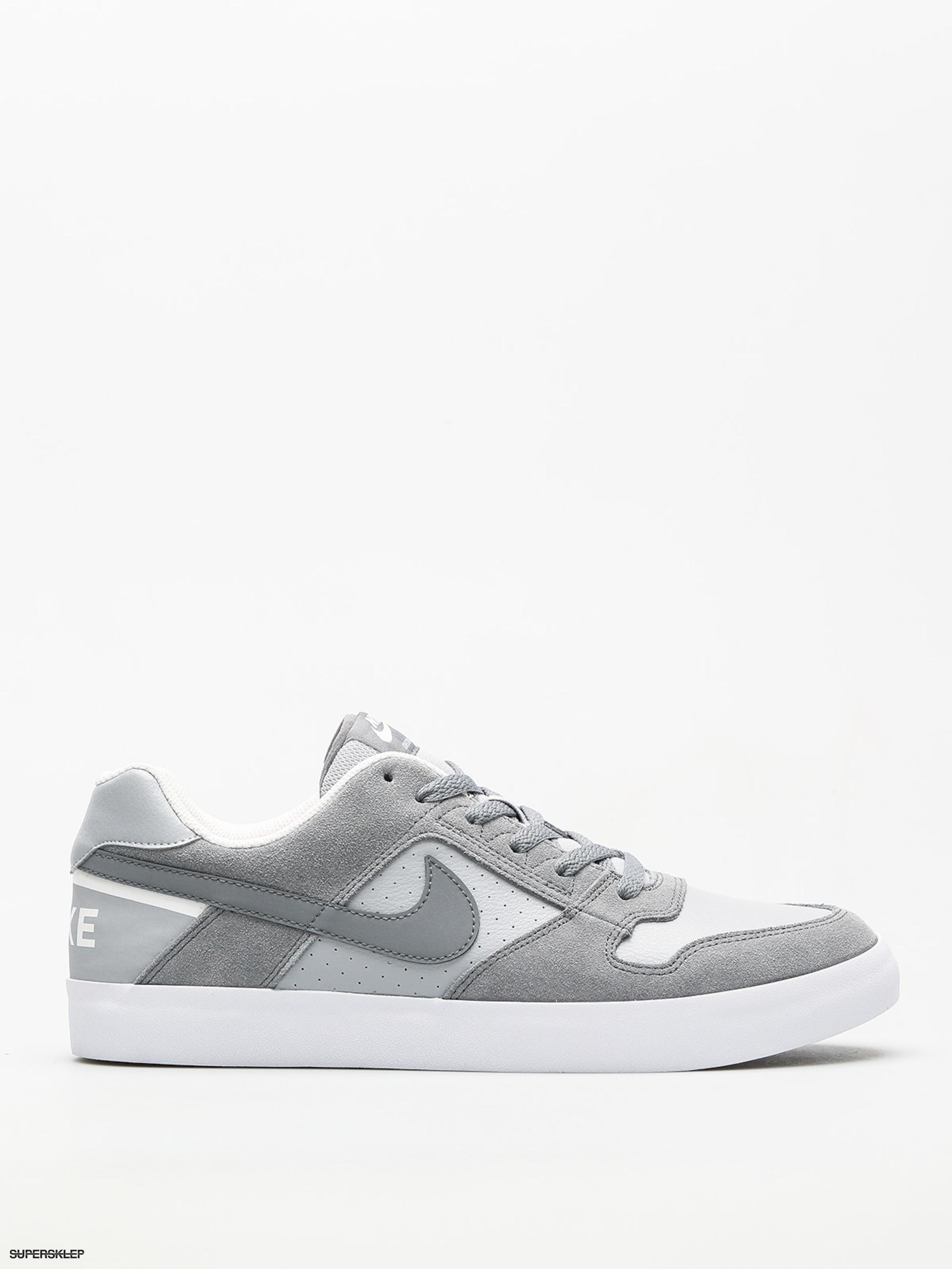 c6807399671d41 Buty Nike SB Sb Delta Force Vulc (cool grey cool grey wolf grey white)