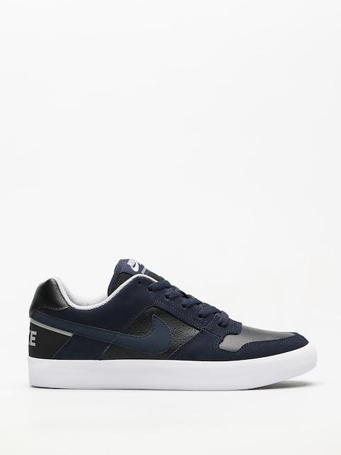 Buty Nike SB Sb Delta Force Vulc (obsidian/obsidian black wolf grey)
