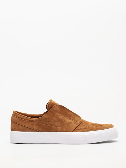 Buty Nike SB Sb Zoom Janoski Ht Slip (lt british tan/lt british tan blue void)