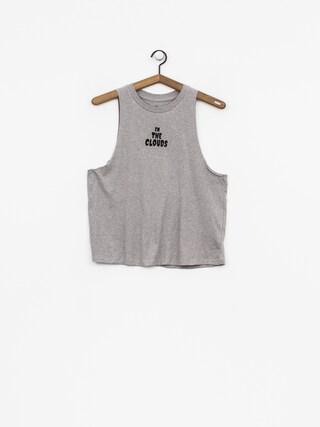 Koszulka Volcom Get High Neck Wmn (hgr)