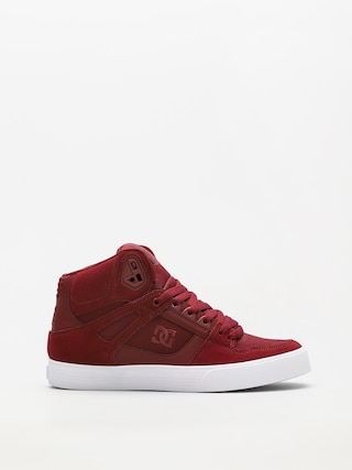 Buty DC Pure Ht Wc (burgundy)
