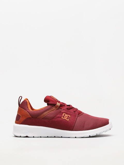 Buty DC Heathrow (maroon)