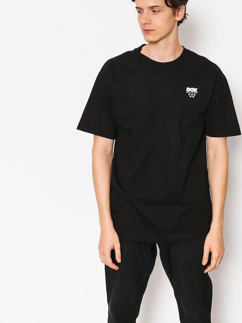 T-shirt DGK All Star Minilogo (black)