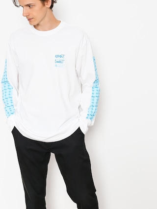 Longsleeve Element Commit (optic white)